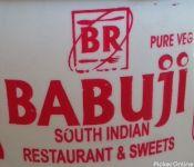Babuji South Indian restaurant & Sweets