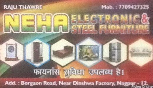 Neha Electronics & Steel Furnitures