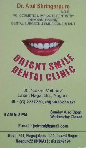 Bright Smile Dental Clinic