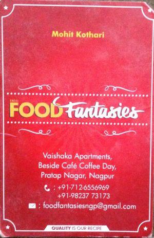 Food Fantasies
