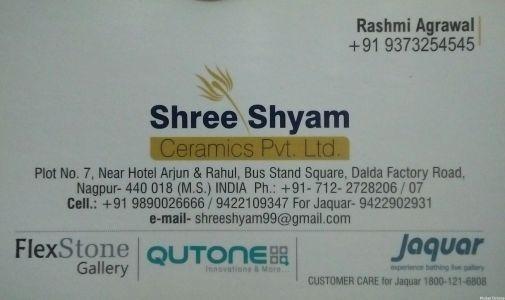 Shree Shyam Ceramics Pvt. Ltd.