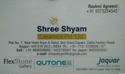 Shree Shyam Ceramics Pvt. Ltd.