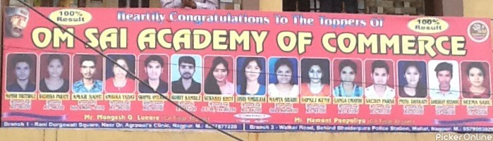Om Sai Academy Of Commerce