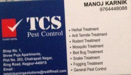 TCS Pest Control