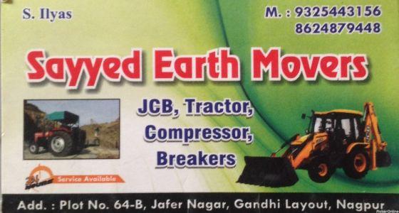 Sayyed Earth Movers