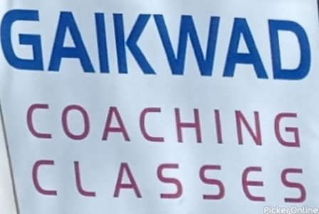 Gaikwad Coaching Classes