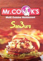Mr .Cooks