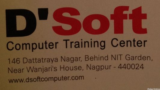 D'Soft Computer Training Center
