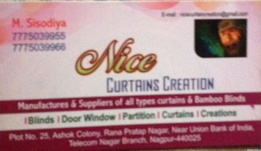 Nice Curtains Creation