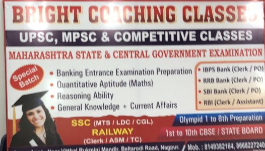 Bright Coaching Classes