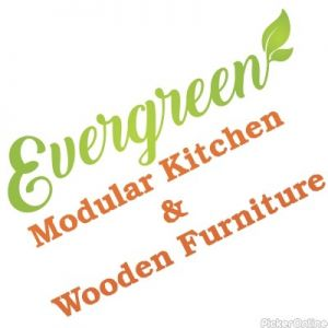 Evergreen Modular Kitchen And Wooden Furniture