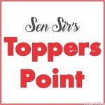 Sen Sir's Toppers Point