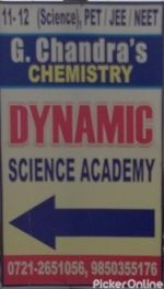 Chandra's Dynamic Science Academy