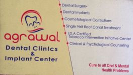 Agrawal Dental Clinic & Implant Center