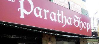 Paratha Shop Restaurant