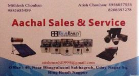 Aachal Sales And Services