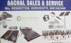 Aachal sales & Services