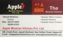 Apple Modular Kitchen Pvt Ltd