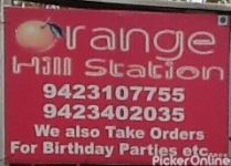 Orange Hill Station Restaurant & Catering