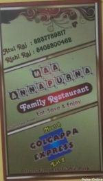 Maa Annapurna Family Restaurant