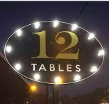 12 Table Restaurant