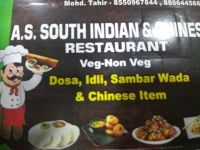 AS South Indian And Chinese Restaurant