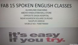 Fab 15 Spoken English Classes