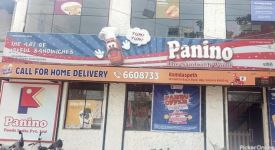 Panino The Sandwich World