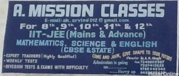 A. Mission Classes