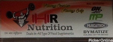 H.R Nutrition