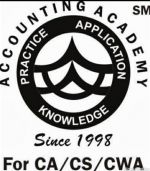 Accounting Academy - BEST CA CS IPCC FINAL BCCA BCA COMMERCE CLASSES