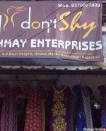 Don't Shy Tanmay Enterprises