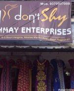 Don't Shy Tanmay Enterprises