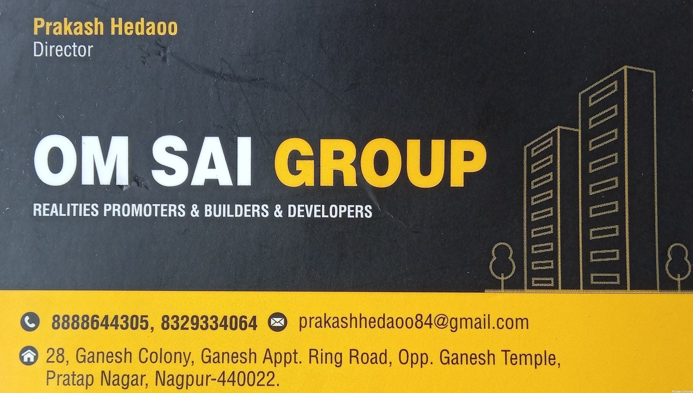 Om Sai Group in Ranapratap Nagar, Nagpur | Pickeronline