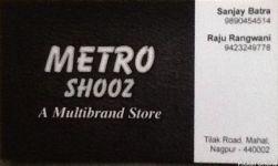 Metro Shooz
