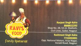 Ravi's Food