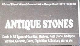 Antique Stones