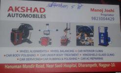 Akshad Automobiles