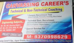 Canvassing Career's