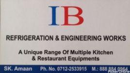 IB Refrigeration And Engineering Works