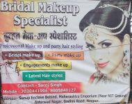 Bridal Makeup Specialist