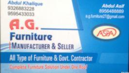A. G. Furniture