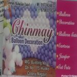 Chinmay Balloon Decoration