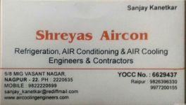 Shreyas Aircon