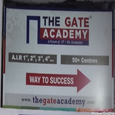 The Gate Academy in Dharampeth, Nagpur | Picker Online