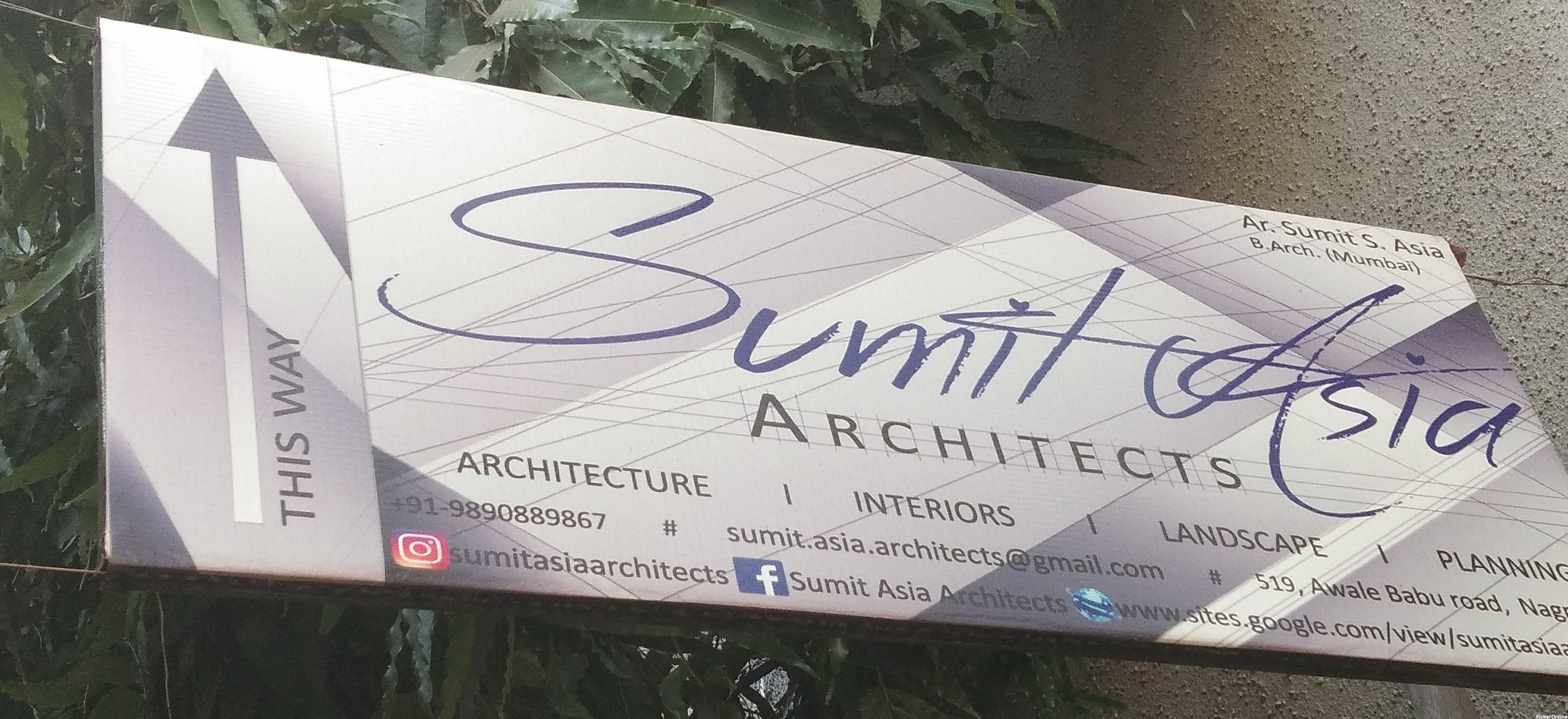 Sumit Asia Architect in Dr  Ambedkar Marg, Nagpur | Picker Online