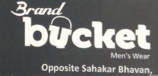 Brand Bucket men's wear