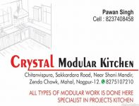 Crystal Modular Kitchen