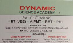 Dynamic Science Academy