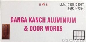 Ganga Kanch Aluminium And Door Works